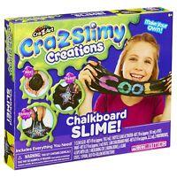 Cra-Z-Slimy Tableau Noir Slime Craie Slime Amusant Gluant Set de Jeux