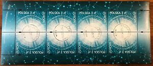Poland 2009 MI 4425. Europa. Souvenir Sheet.Used.