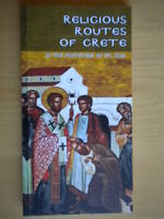 In the footsteps of St. Paulheraklionreligious routes crete inglese 814 nuovo