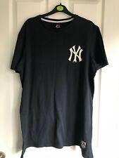 Majestic New York Yankees Azul T Shirt-L