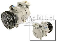 A/C Compressor w/Clutch Daewoo Lanos 1998-2002 - REMAN