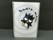 1997 Sanrio Badtz-Maru Memo/Notepad