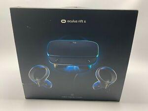 Oculus Rift S VR Gaming Headset - Black (301-00178-01)