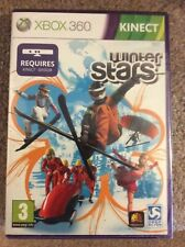 WINTER STARS - XBox 360 Kinect - Brand New & Sealed