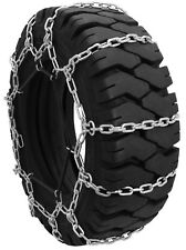 Grizzlar GTU-111 Forklift  Square Rod Tire Chains 7.00-12 7.00-15NHS 27x8.50-15