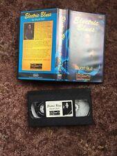 Stuart Bull Electric Blues VHS Tape Guitar Tuition