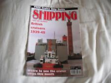 SHIPPING MAGAZINE TODAY AND YESTERDAY MAY 2004 No171