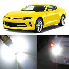 Alla Lighting Back-up Reverse Light 3155 White LED Bulbs for 98~02 Chevy Camaro