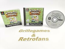 """Sony Playstation 1 Spiel """" Harvest Moon Back To Nature """" Ps1 