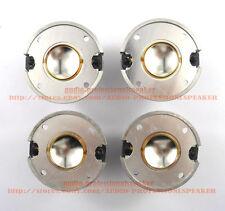 4PCS Replacement Diaphragm For JBL 2414H,2414H-1,2414H-C,FITS EON-515,PRX, AC26