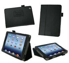 "rooCASE Apple iPad Mini 7.9"" Inch  Case - Dual Station Cover Case - Black Color"