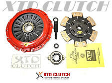XTD® STAGE 3 CLUTCH KIT fits 2004-2013 SUBARU IMPREZA WRX STi 2.5L TURBO EJ257