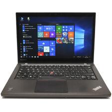 """LENOVO ThinkPad T440s 14"""" Full HD i7-4600U CPU 12GB RAM 240GB SSD 4G LTE B-Ware"""