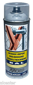 RAL 5005 Signalblau glänzend Lackspray 400ml 07134 Motip Spraydose