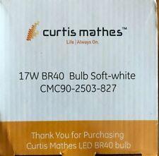 Curris Mathes CMC90-2503-827 17W BR40 LED Bulb Soft White