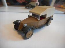 Igra Tatra 11 1924 in Brown on 1:36