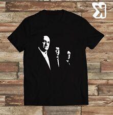 The Sopranos Silhouette Novelty T-shirt (Small,Medium,Large,XL)