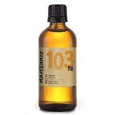 Naissance Zitronenöl 100ml 100 Naturreines ätherisches Öl