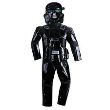 Boys IMPERIAL DEATH TROOPER Costume Star Wars Rogue One Large XL 12 13 14 Disney