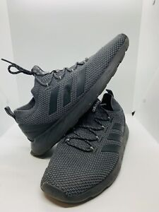 "ADIDAS ""QUESTAR RISE"" RUNNING TRAINING SHOES MEN'S SIZE 11.5 F34939"