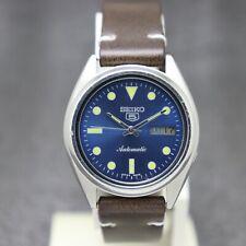 Vintage Seiko 5 Automatic Movement No. 7009 Japan Made Men's Watch.