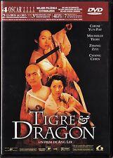 Ang Lee: TIGRE Y DRAGÓN. Tarifa plana envío DVD, 5 €