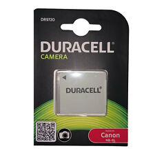 High End Duracell cámara de fotos batería de recambio batería para Canon nb-6l IXUS: 85 is/95