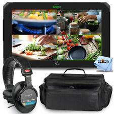 """Atomos Sumo 19"""" HDR Monitor Recorder + Sony MDR7506 Headphones + Case Bundle"""