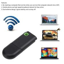 Portable Mini USB WiFi Router Signal Booster Repeater Network Adapter 300Mbps