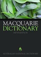 Macquarie Dictionary by MacQuarie Library Pty.Ltd (Hardback, 2009)