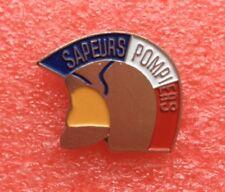 Pins SAPEURS-POMPIERS Casque