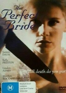 The Perfect Bride DVD Sammi Davis, Kelly Preston 1991 TV Thriller Movie RARE OOP