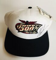 2001 85th Indy 500 Snapback Hat Signed by Winner Helio Castroneves USA