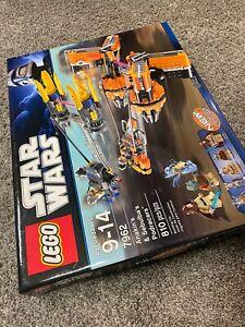LEGO 7962 - Star Wars - Anakin's & Sebulba's Podracers MISB NEW