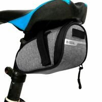 Bike Saddle Bag Portable Waterproof Portable Cycling Seat Pouch Bicycle Tail Bag