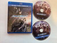 Allegiant (Bluray/DVD, 2016) [BUY 2 GET 1]