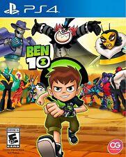 Ben 10 (Sony PlayStation 4, 2017) BRAND NEW