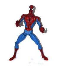 "Toy Biz Marvel Legends Icons Spiderman Classics 12"" Loose Action Figure Rare"