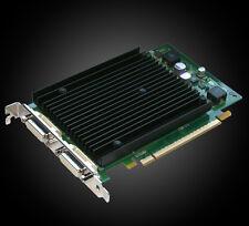 Nvidia Quadro NVS 440 | 2x DMS-59 (4x DVI) | 2 GPUs | + Anschlusskabel