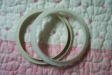 PLaStiC NeCk RiNgS 50MM ~ REBORN DOLL SUPPLIES