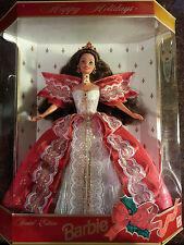 1997 Mattel Holiday Barbie Doll - NIB