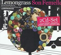 LEMONGRASS ... - Great Female Voices - 2 CD NEU Moodorama Groovecatcher