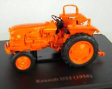Tractor AL01 - Renault D22-1956 Naranja 1/43 Nuevo Pack