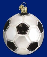 Old World Christmas Soccer Ball Ornament 44012 37 1