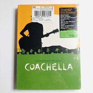 Coachella [Featuring: Radiohead, White Stripes, Oasis] with Bonus DVD