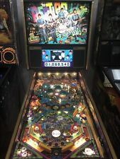 STERN BEATLES GOLD PINBALL MACHINE FROM A STERN DEALER BRAND NEW IN THE BOX