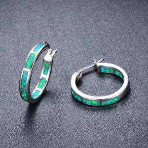 Women Gorgeous Hoop Earrings Huggie color Earring for Women Jewelry A Pair/set