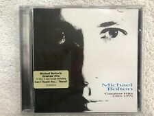 MICHAEL BOLTON GREATEST HITS1985 1995 CD  CAN I TOUCH YOU SONY MUSIC CBS/SONY