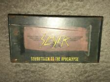 SLAYER Soundtrack to the Apocalypse Box 3CD/1DVD NEW from 2003!