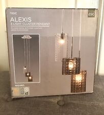 Next Ceiling Light Fittings brand new with box RRP £90
